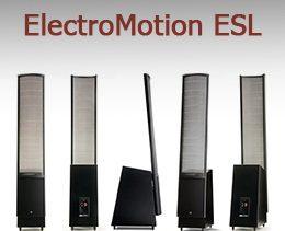 Onlangs heeft John van der Veer van HVT magazine de Martin Logan ElectroMotion ESL uitgebreid getest