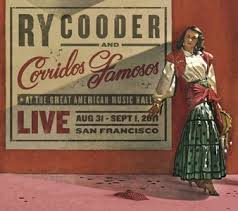 Ry Cooder : Live in San Francisco.