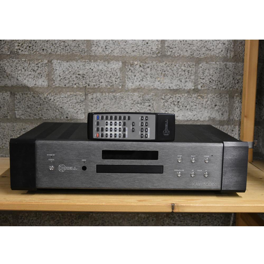Krell KAV 300 CD speler te koop!