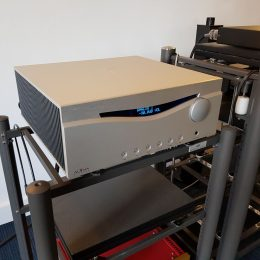 De Audia Flight FLS 10 Integrated Amplifier!