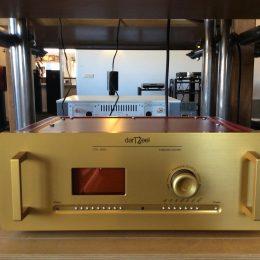 Ex-demo Dartzeel CTH-8550geïntegreerdeversterker met mm/ mc phonoboard.