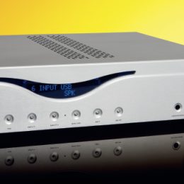 De Audia Flight Three S Integrated Amplifier is onlangs getest door David Price van HI-FI Choice UK.