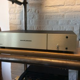 Ingeruild: Conrad  Johnson EV 1 buizen-phonoversterker