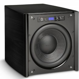 Velodyne DD12+ subwoofer highend occasion in black gloss