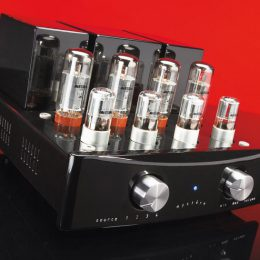 Mystère ia11 Integrated Amplifier.